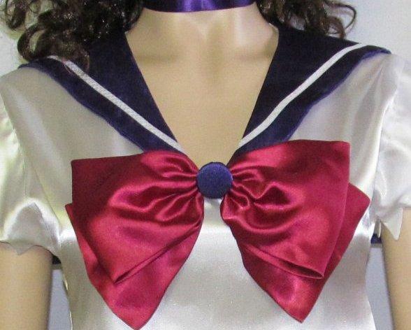 Sailor Moon Scout Bows